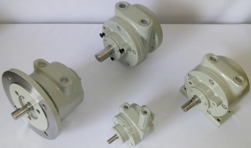 Controle motores pneumáticos