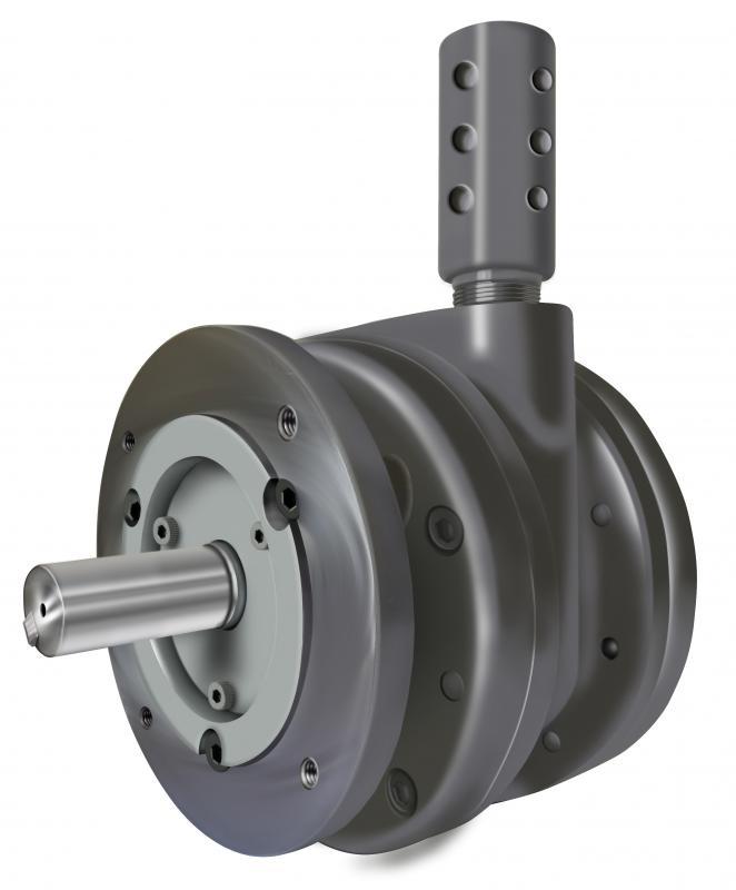 Motor pneumático rotativo
