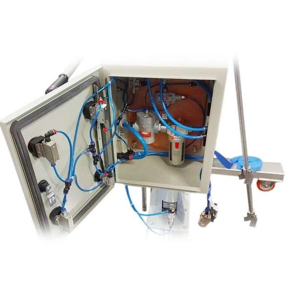 Pneumática automação industrial