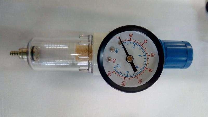 Tratamento do ar comprimido lubrifil