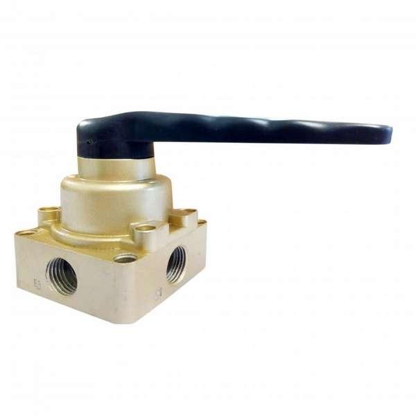 Valvula de controle acionamento pneumatico