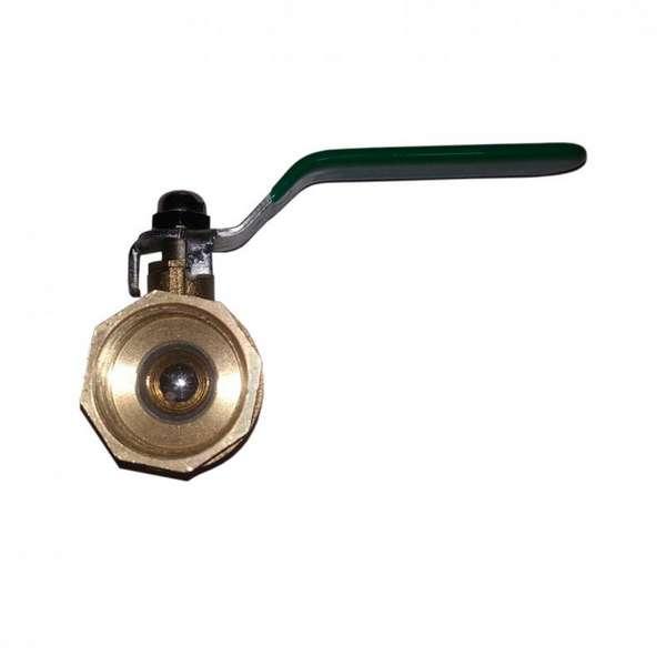 Válvula de controle de fluxo pneumática