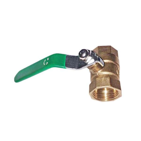 Válvula pneumática de controle de fluxo