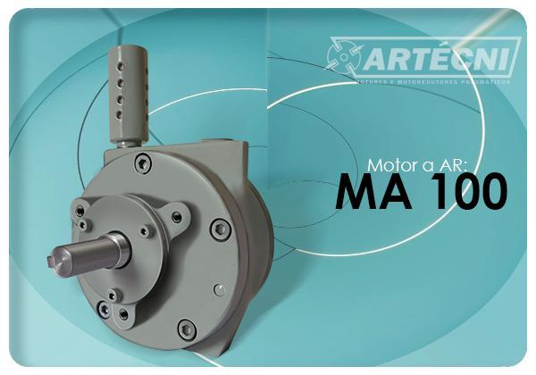 Motor a Ar: 100