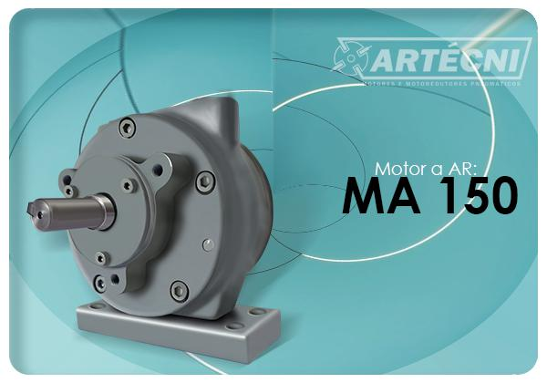 Motor a Ar: 150