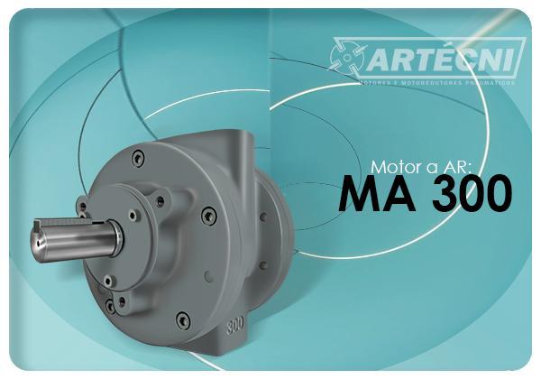 Motor a Ar: 300