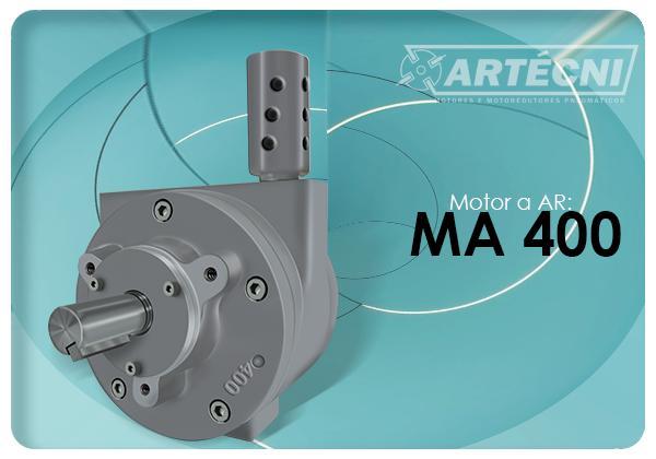 Motor a Ar: 400