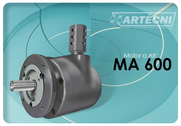 Motor a Ar: 600