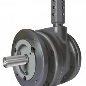 Motor pneumático rotativo de palhetas